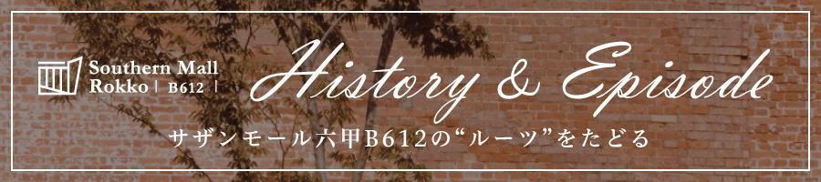 サザンモール六甲B612の歴史