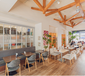 Leaf Tea Café HIKARI