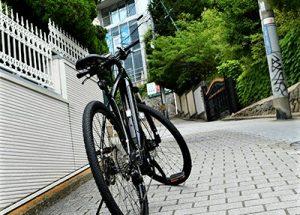 涼やかに楽しむ ~「坂の町」神戸をサイクリング~