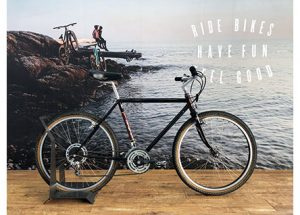 【TREK Bicycle】TREK初のマウンテンバイク「MTB850」(1983年)展示